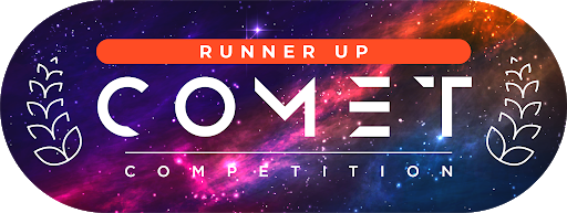 Comet Competition - runner up