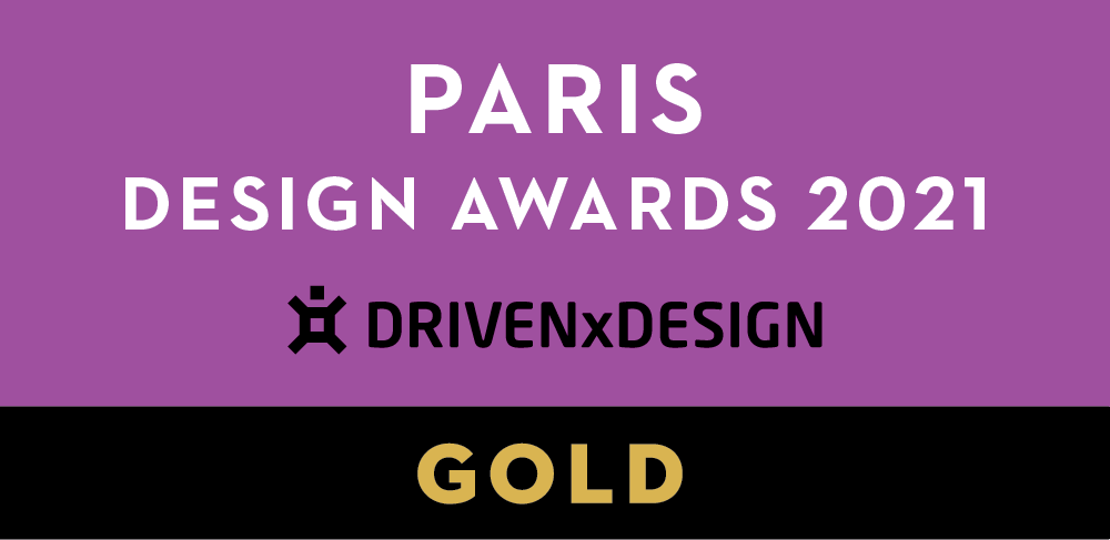 DRIVENXDESIGN Paris Design Awards 2021