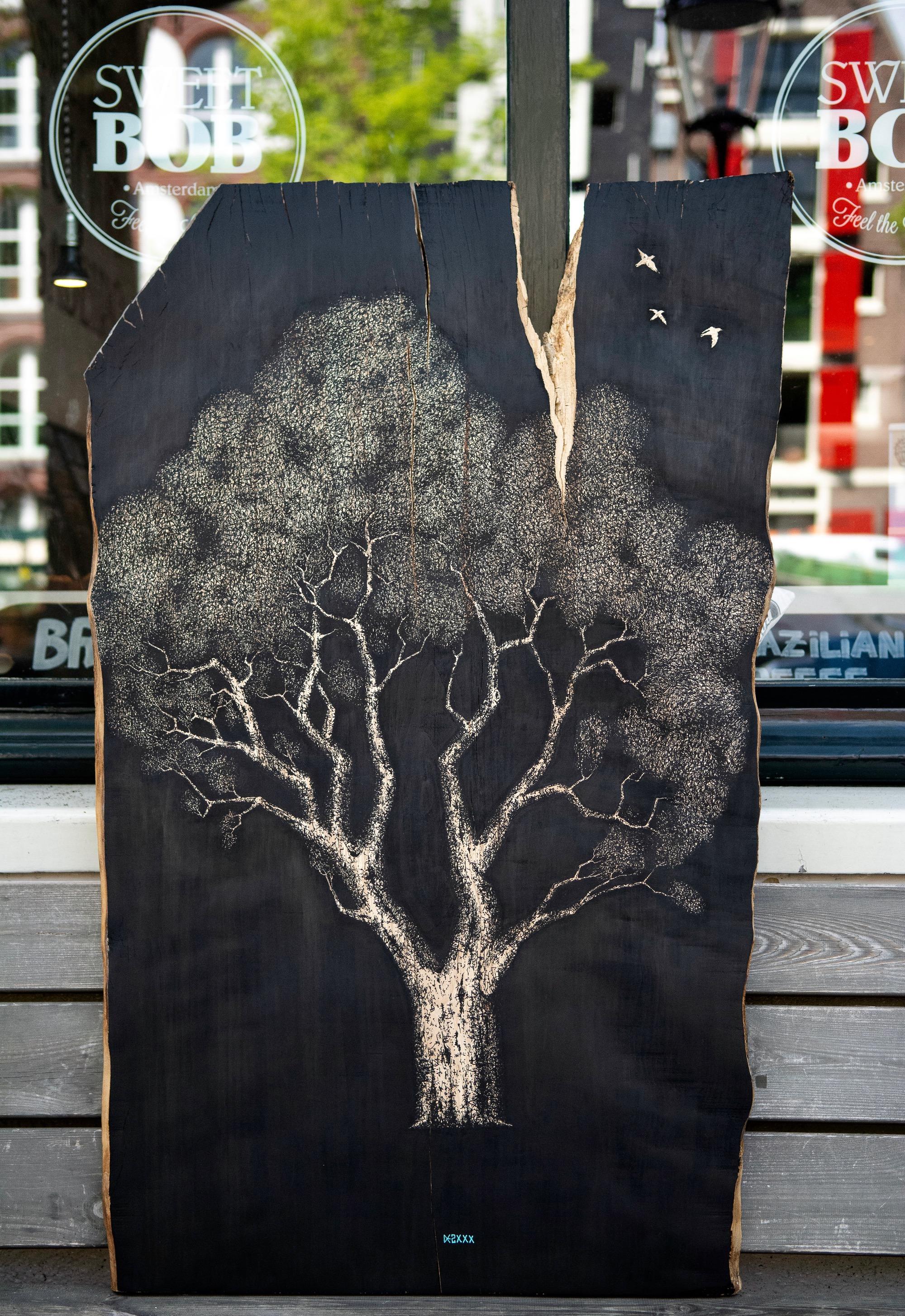 a family tree, the tree of life