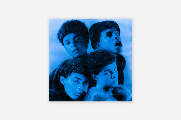 Isaac Dunbar: evil twin, Album Cover