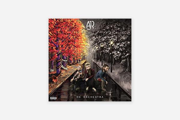 AJR: OK ORCHESTRA, Album Cover