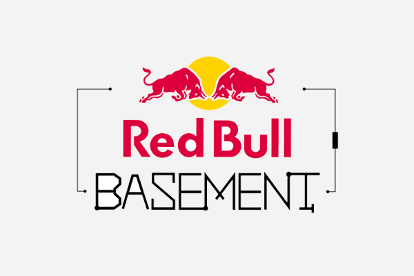 Red Bull Basement Logo