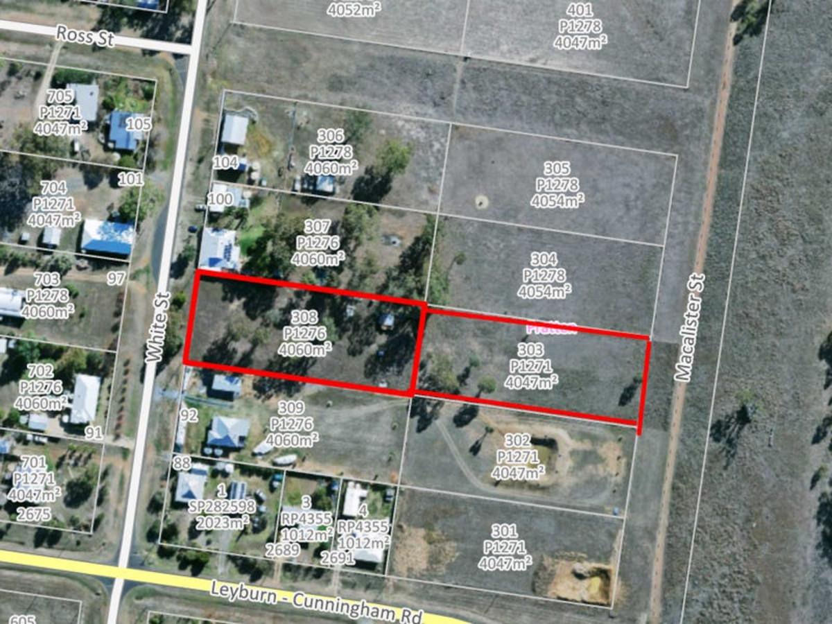 303-308 White Street, PRATTEN QLD 4370