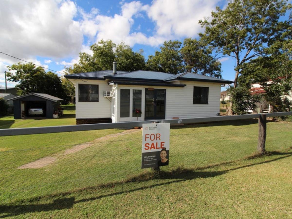 14 Gore Street, WARWICK QLD 4370