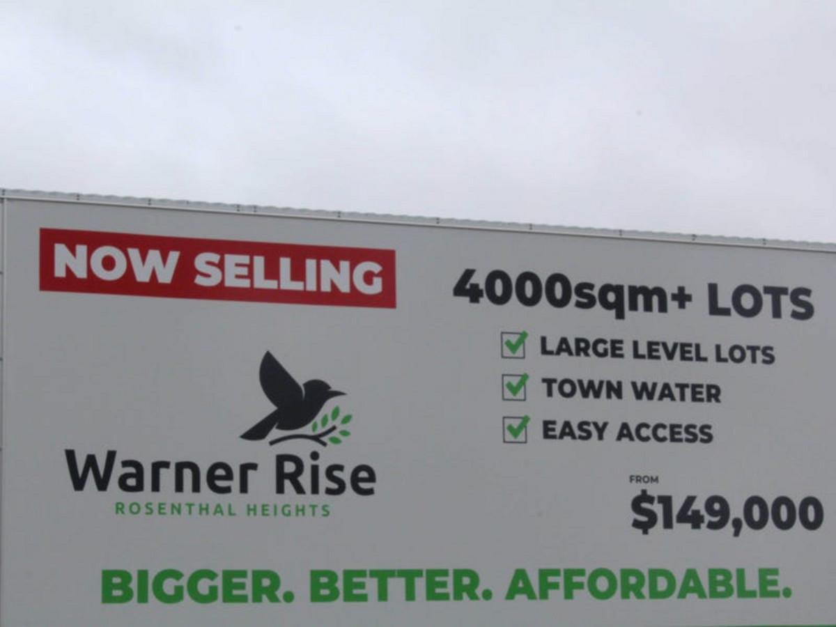 184 Warner Street, ROSENTHAL HEIGHTS QLD 4370