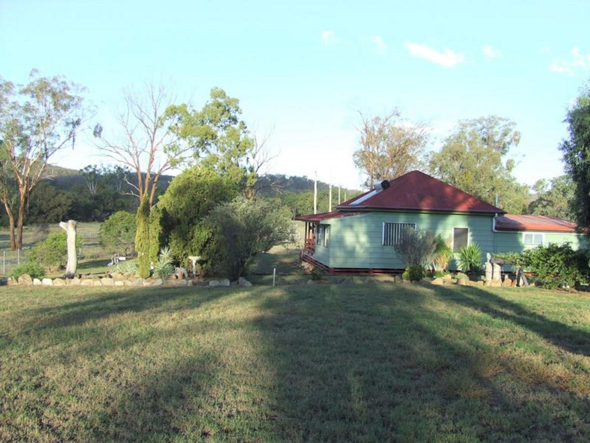 372 Thanes Creek Road, THANES CREEK QLD 4370