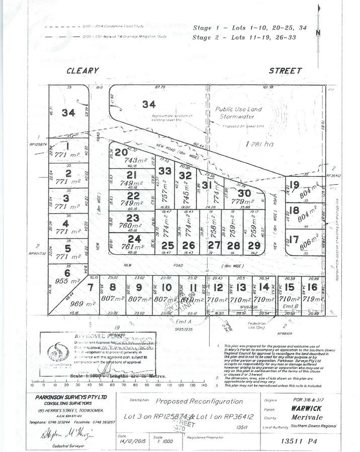124-146 Cleary Street, Warwick QLD 4370