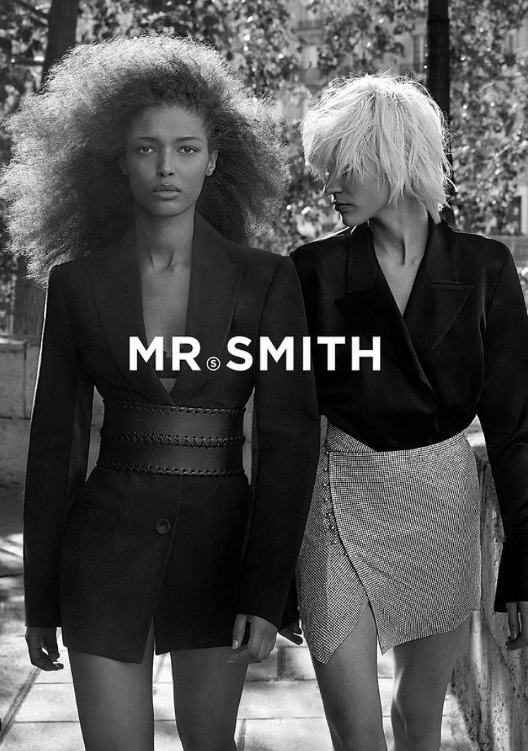 Ladies Hair products Mr Smith