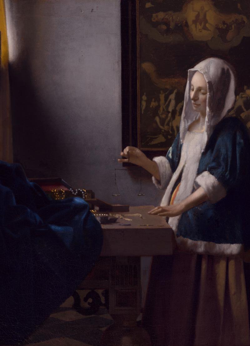 Is dat schilderijtje van je bomma een echte Vermeer?