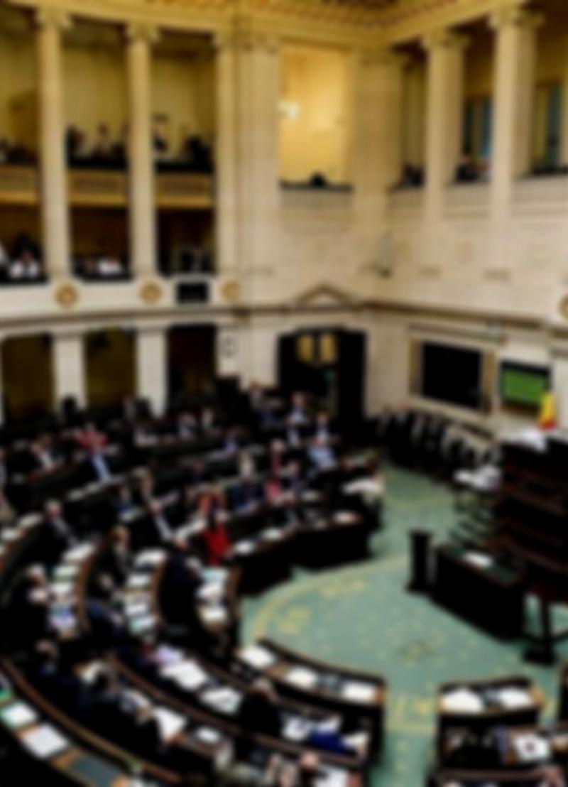 Is een parlement vol witte mannen ondemocratisch?