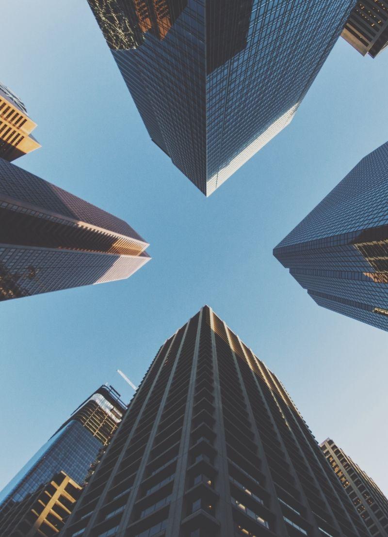 Hoe hoog kun je een wolkenkrabber bouwen?