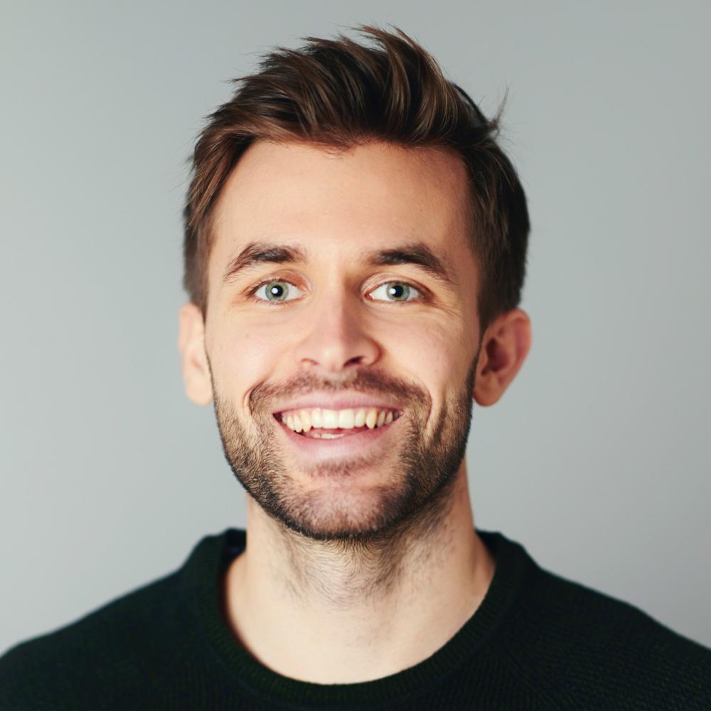 Jonas Arleth Webflow Experte