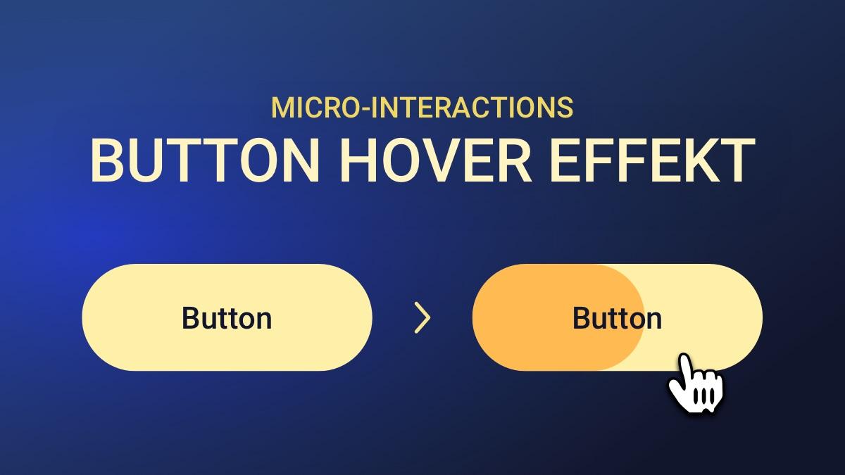 Button Hover-Effekt: Hintergrund links rein und rechts raus animieren