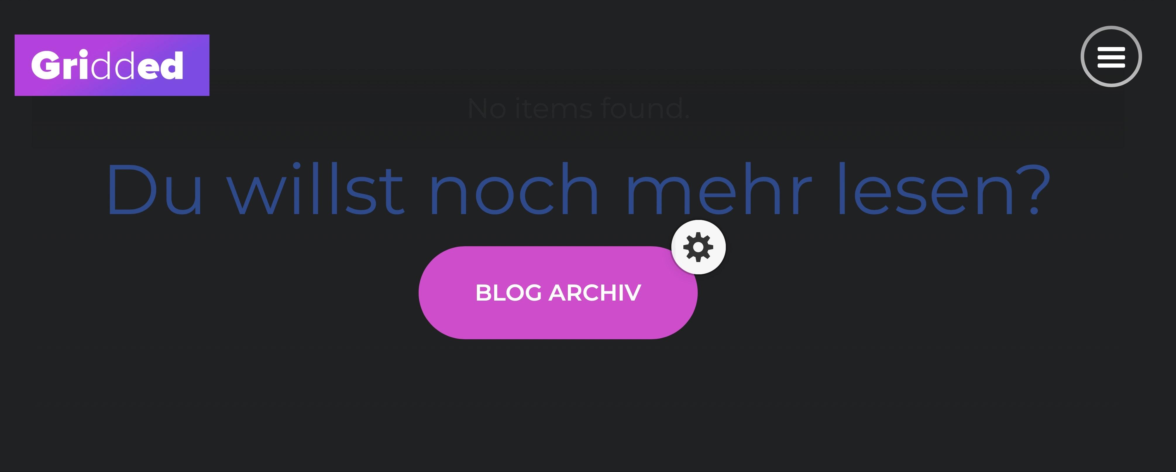 Webflow Editor Button und Verlinkungen bearbeiten