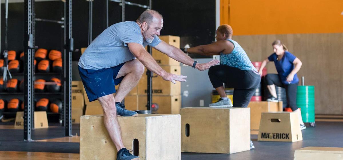 Senior CrossFit | CrossFit Eudokia