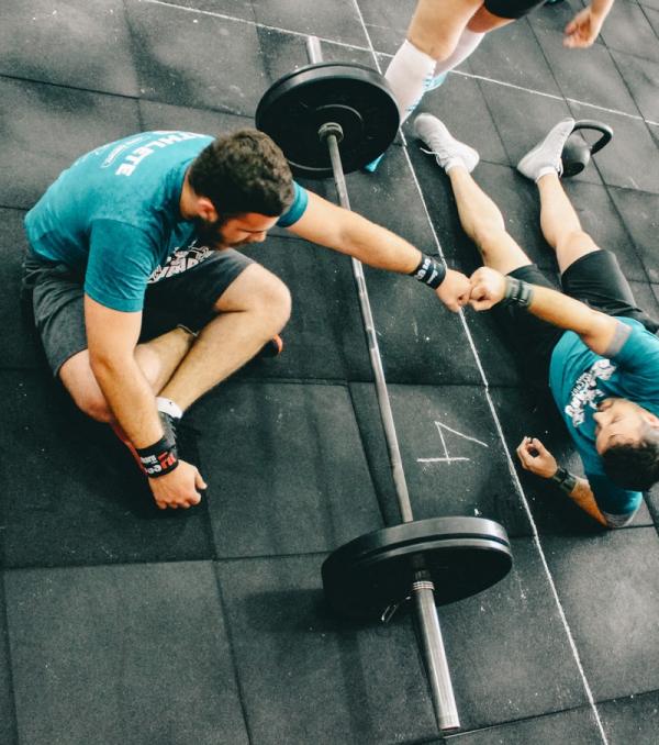 CrossFit Training box | CrossFit Eudokia