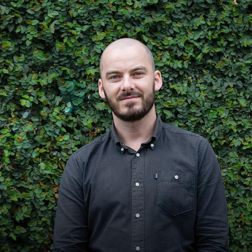 Simon McDowell