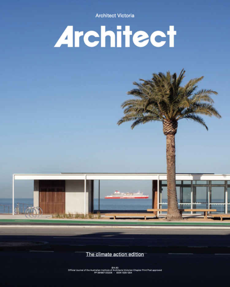 Architect: Breathe and the climate challenge