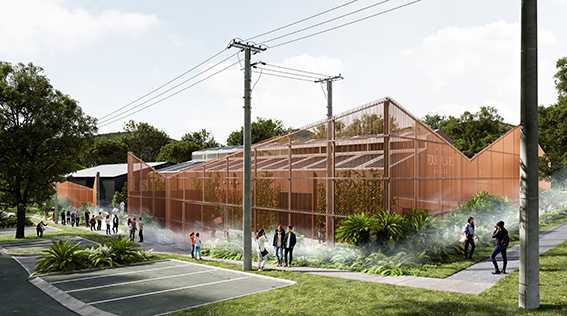 Four Pillars' Healesville distillery and Cellar Door is getting a Breathe expansion