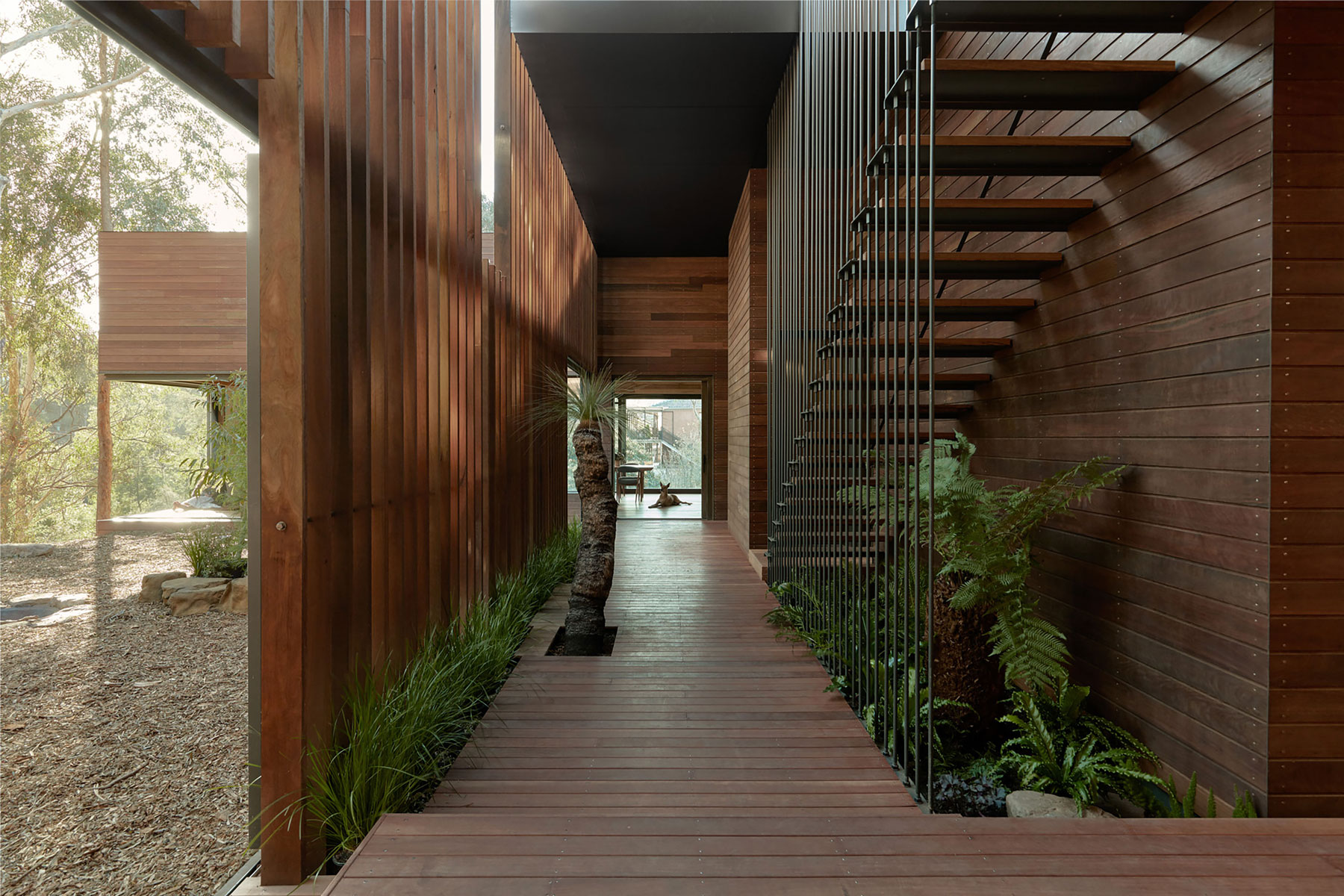 Edgars Creek House highly commended at the IDEA Awards