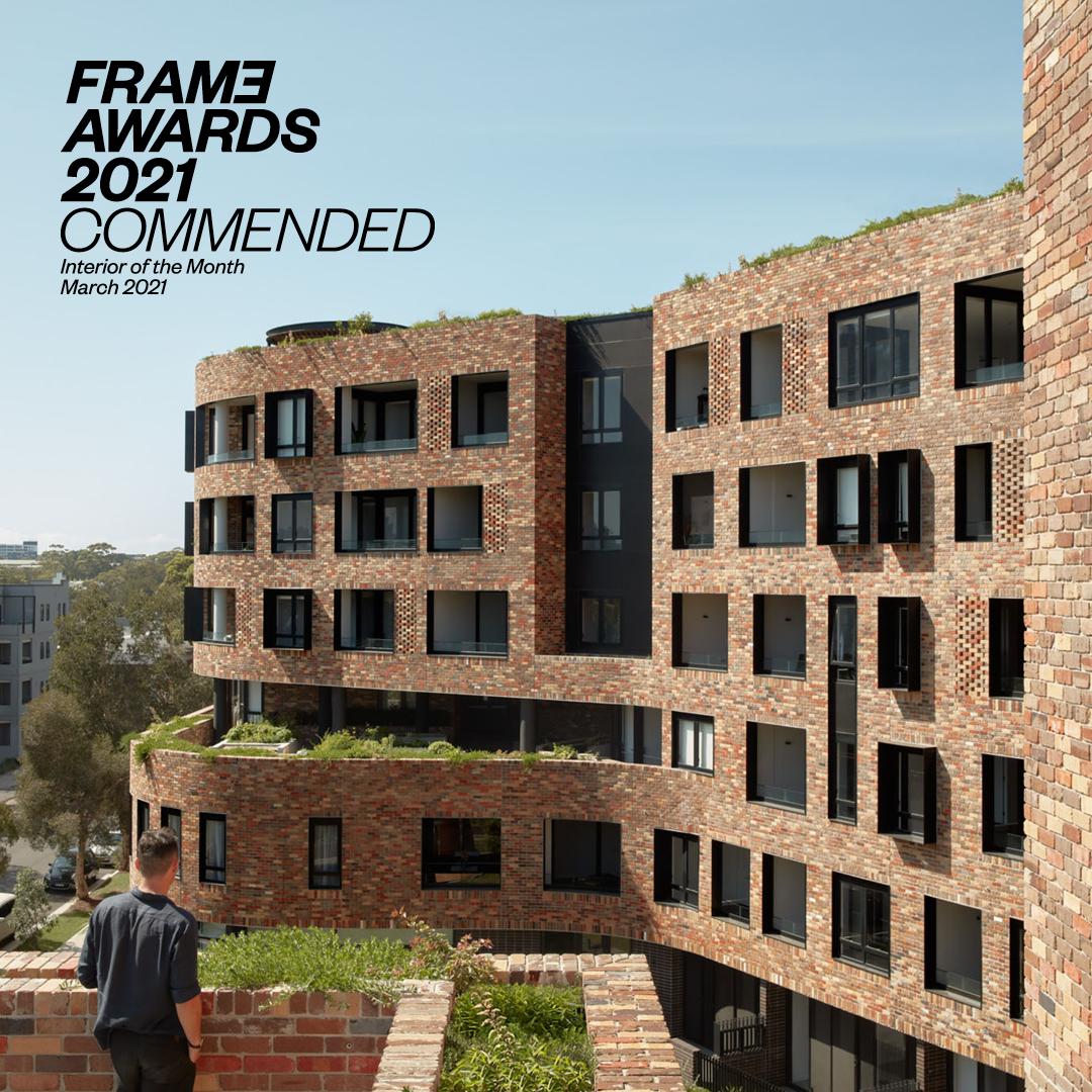 Arkadia Highly Commended at Frame Awards