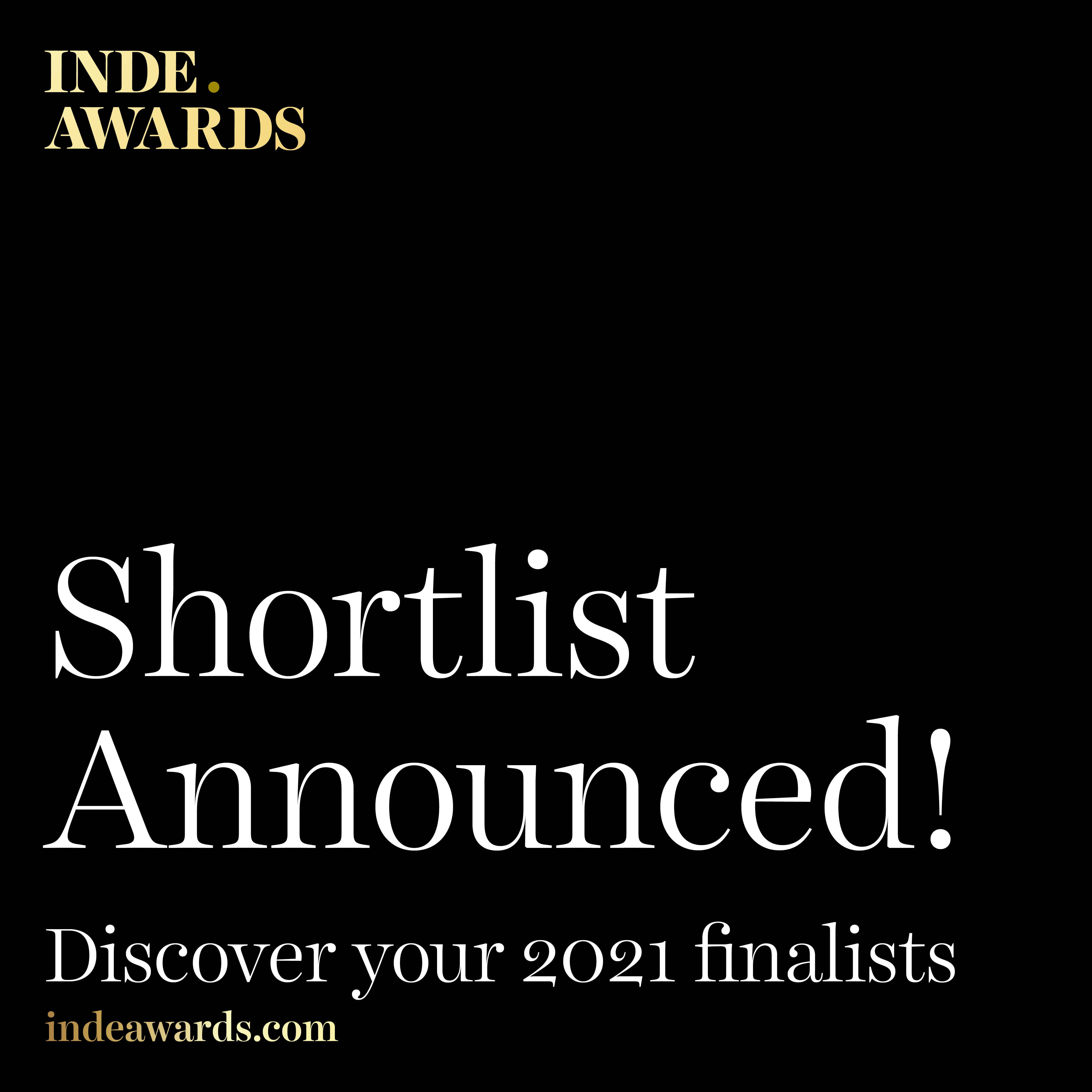 Breathe shortlisted at this year's INDE.Awards