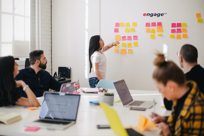 engage™ - Mapping out your customer journey to drive business growth