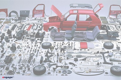 Fake car parts are a serious problem right around the world, but it is a problem with a solution.