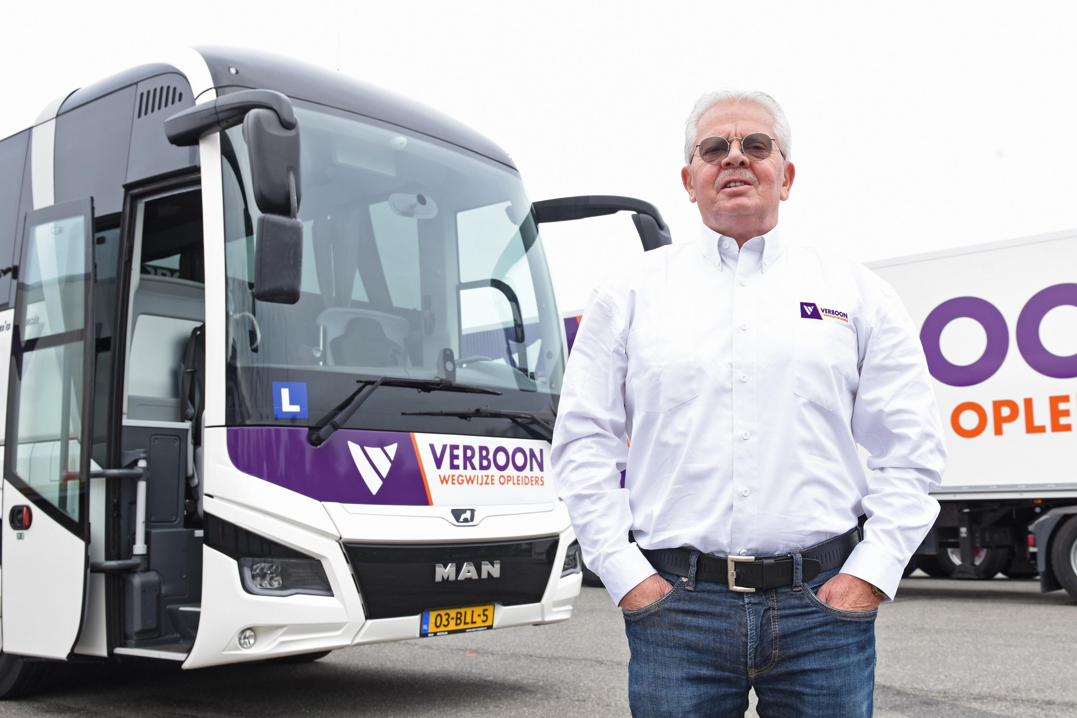Rijinstructeur Verboon wegwijze opleiders