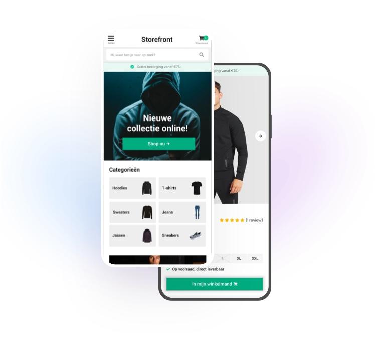 Conversie-gerichte-shopify webshop