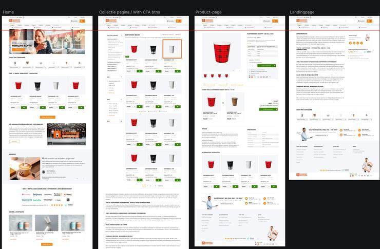 Wat kost een shopify webshop?