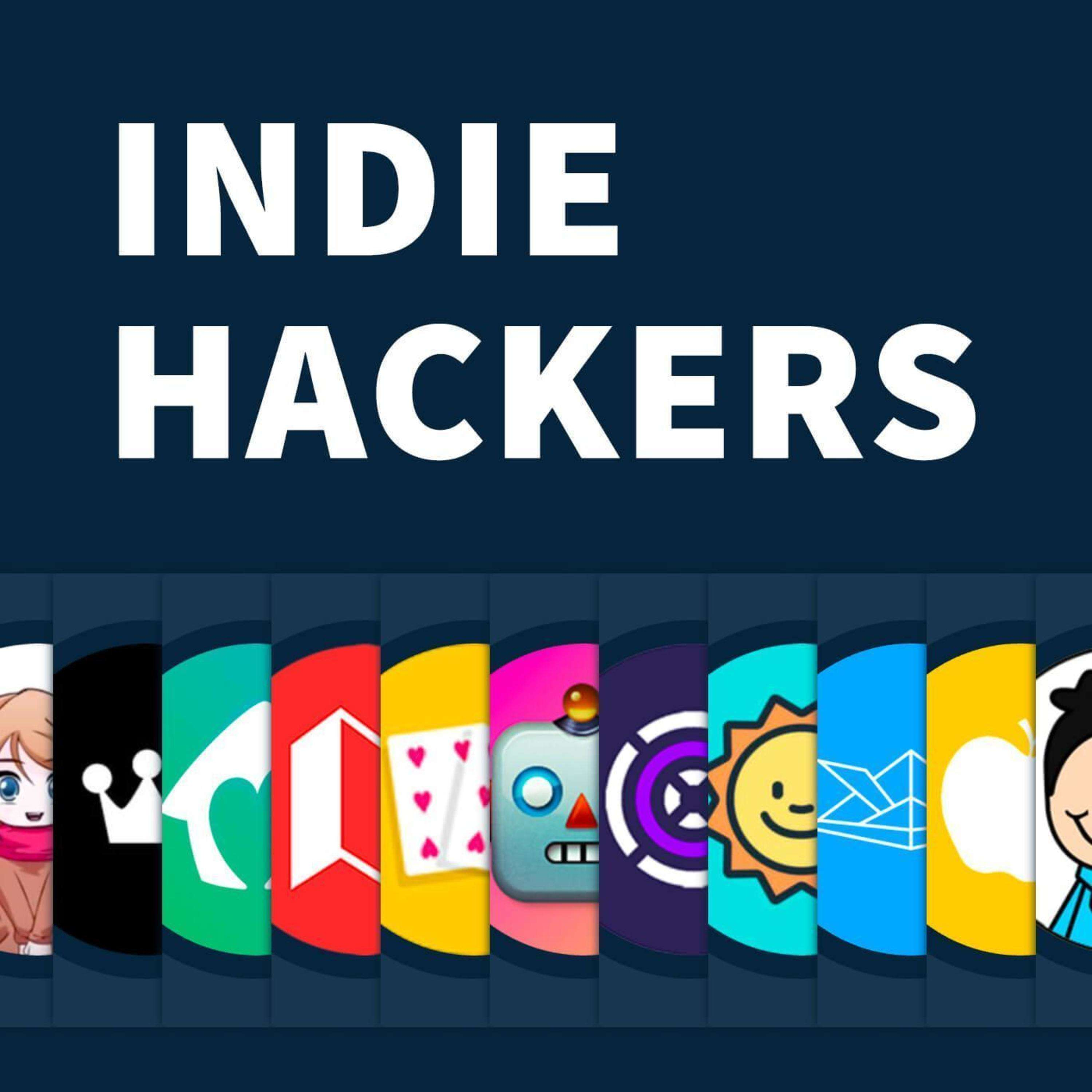 Image result for Indie Hackers podcast