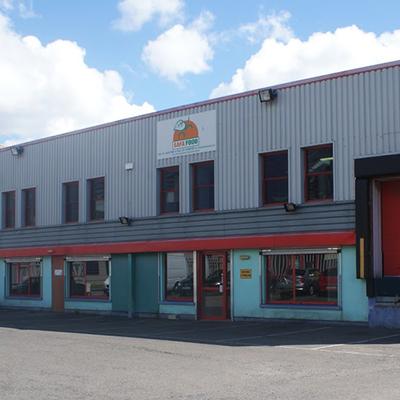 Safa Food Factory Building