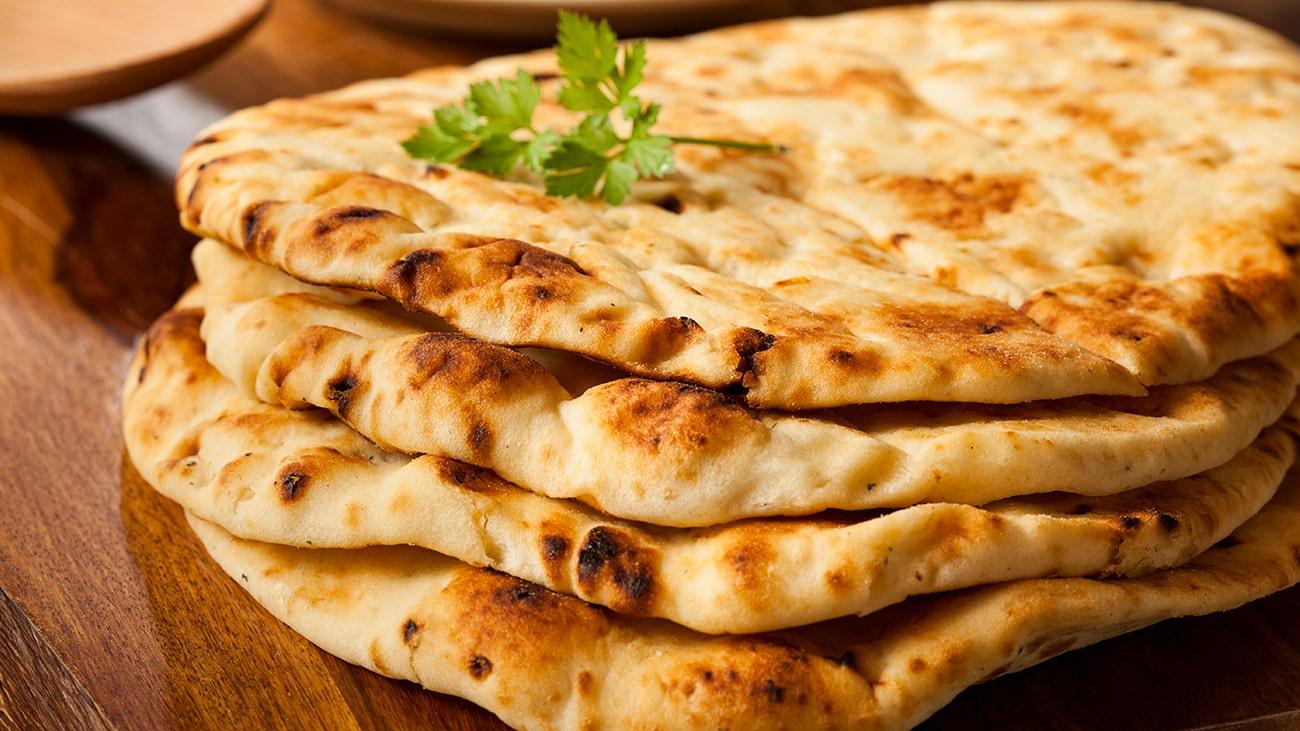 Safa Food Naan Bread