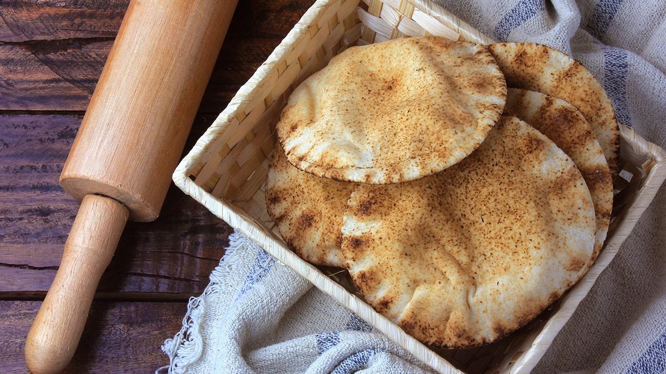 Safa Food Wraps Bread