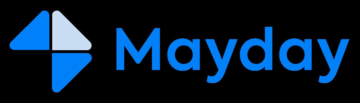 Mayday logo base de connaissance