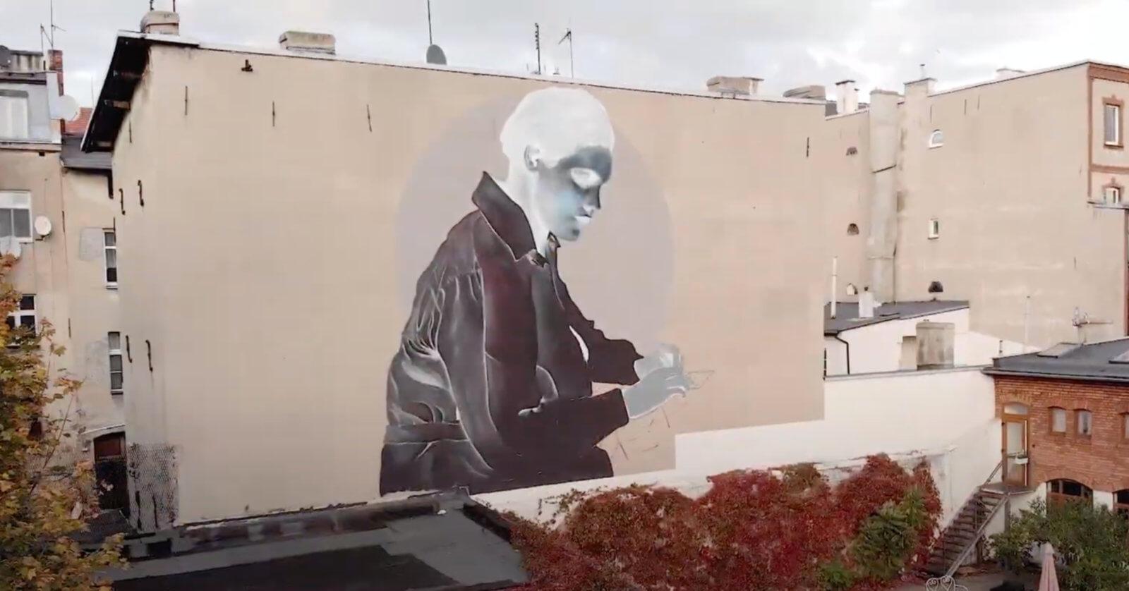 Mural Jadwigi Szopieraj
