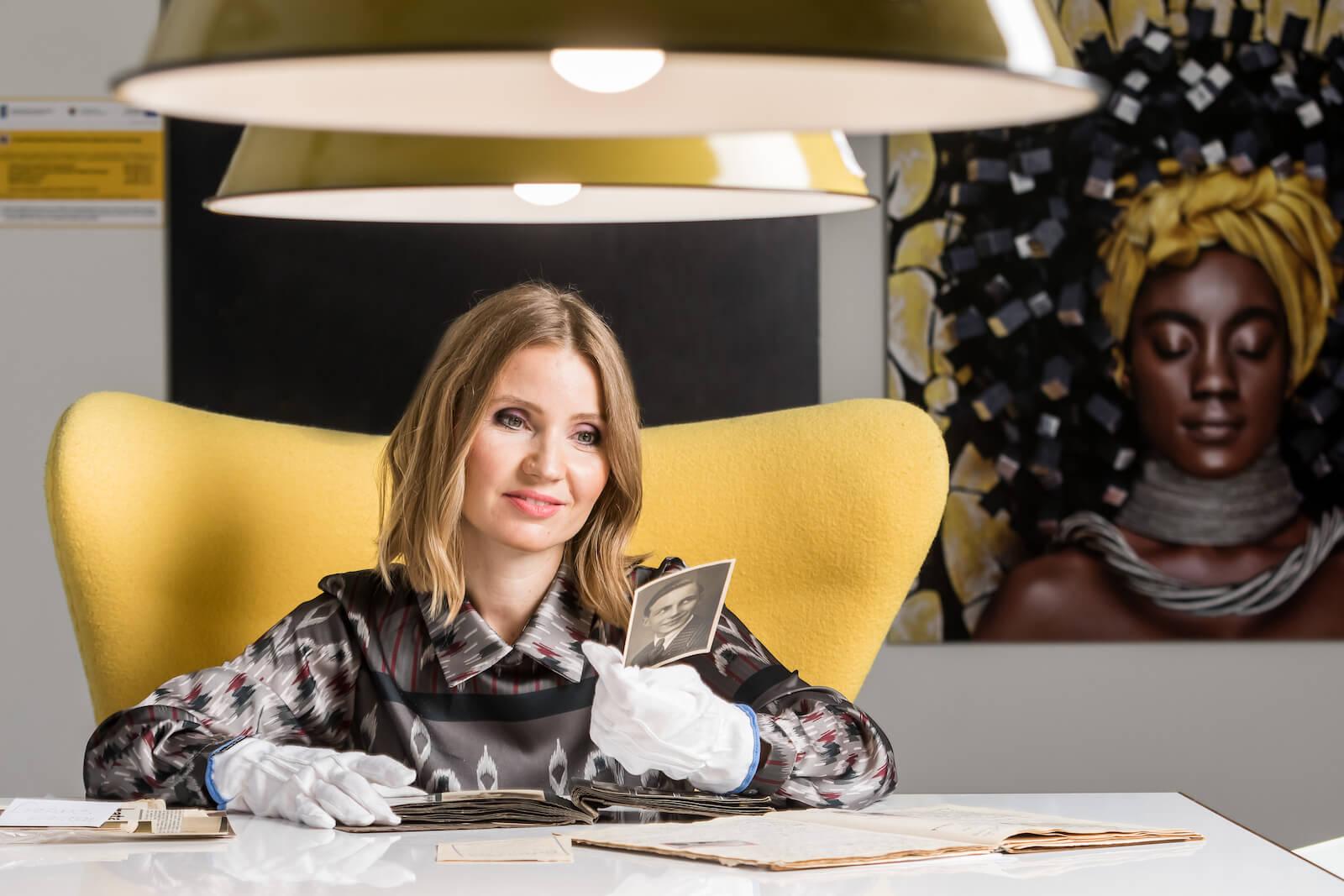 Katarzyna Gębarowska, prezeska Fundacji Fotografistka