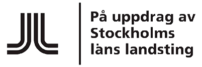 Stockholms läns landsting logga