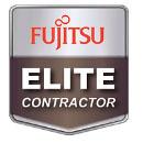 Fujitsu Elite logo.