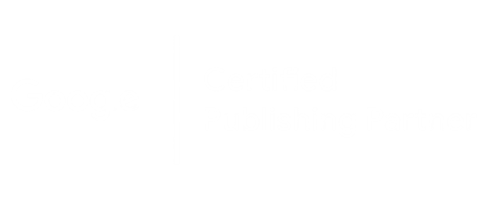 Google Certified Publishing Partner logo