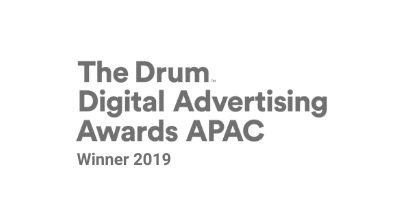 The Drum Digital Advertising APAC award