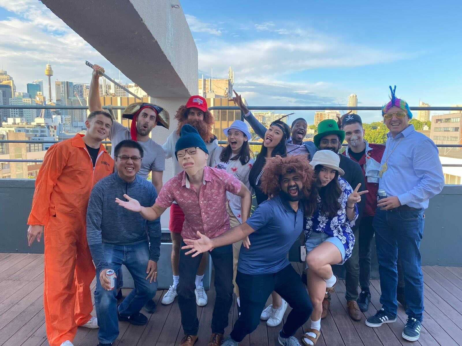 Halloween at Publift 2020