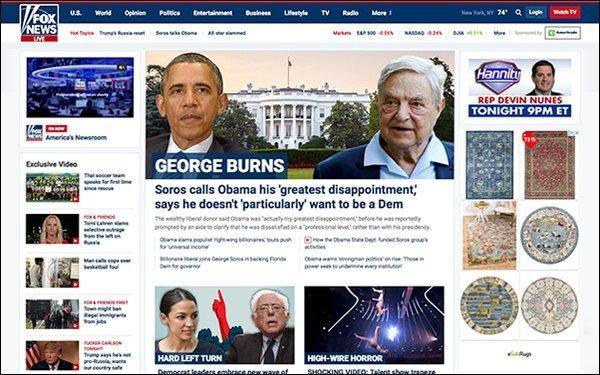 Native advertising on news websites