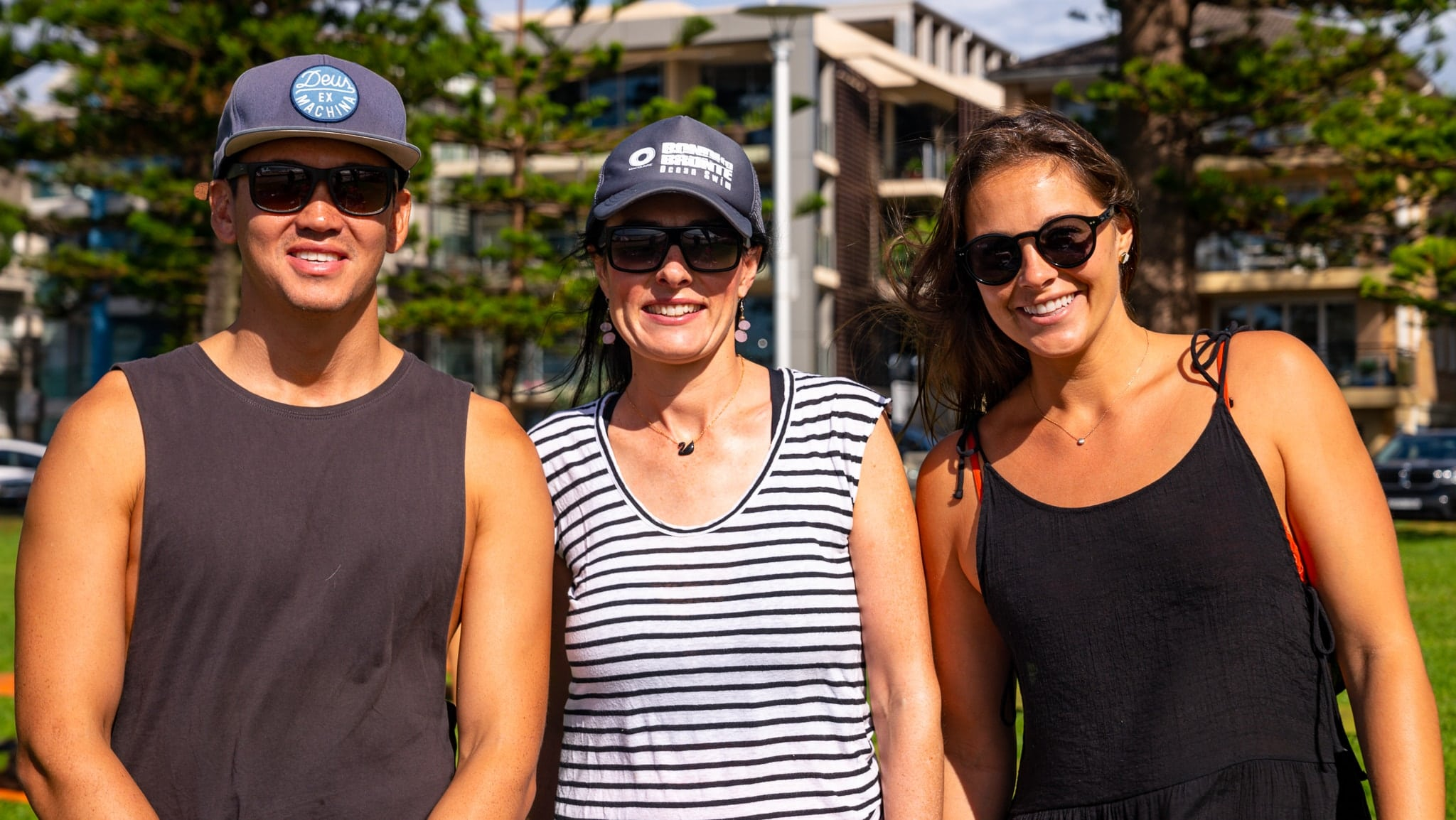 Publift staff at The Big Kahuna surf charity event with UnLtd