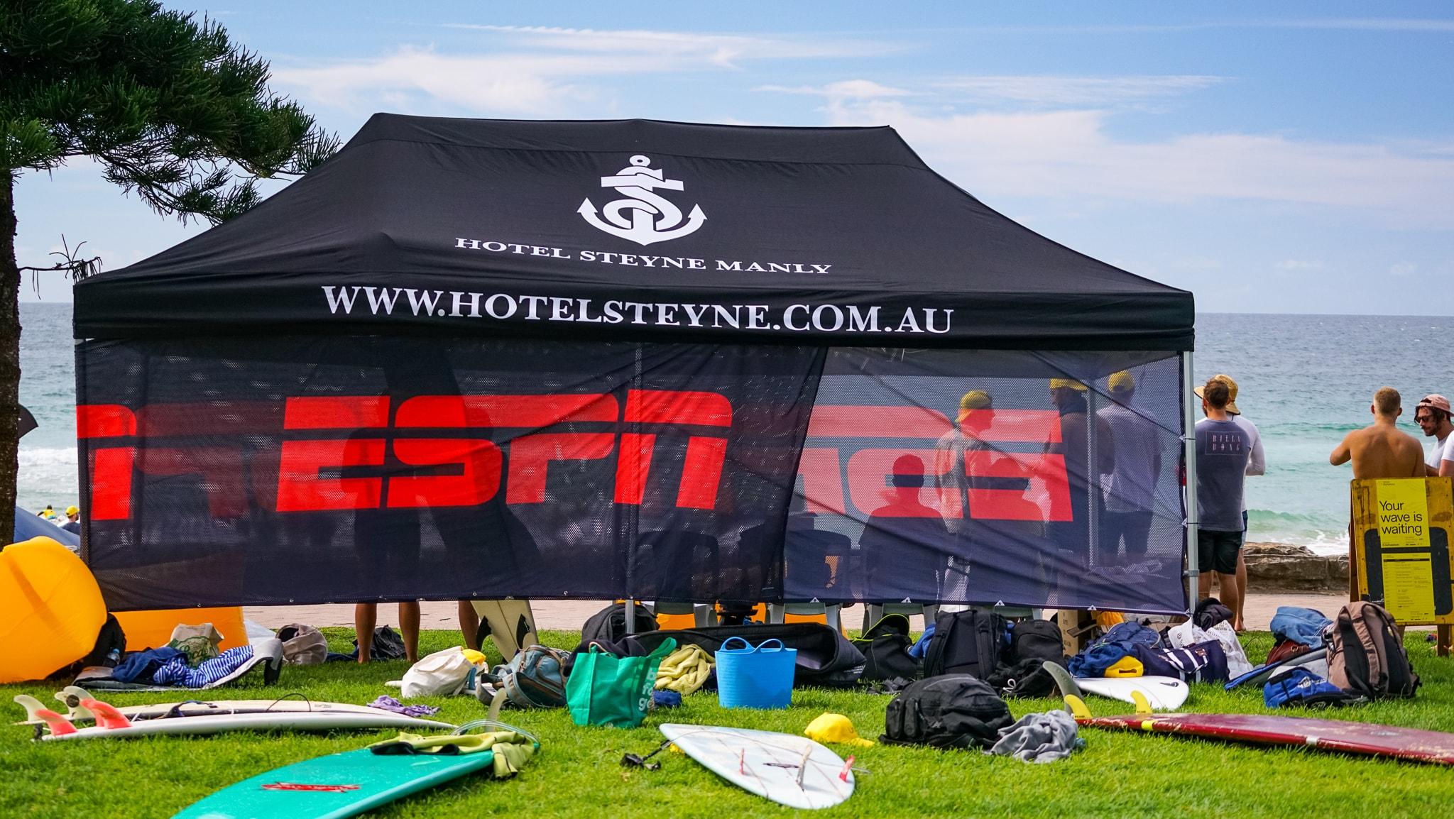 The Big Kahuna surf charity event with UnLtd