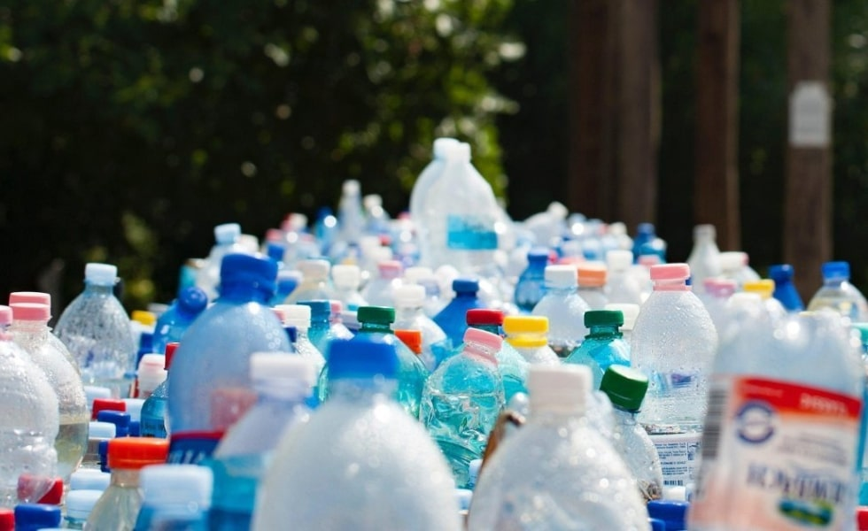 Bottles to recycle for National Recycling Week