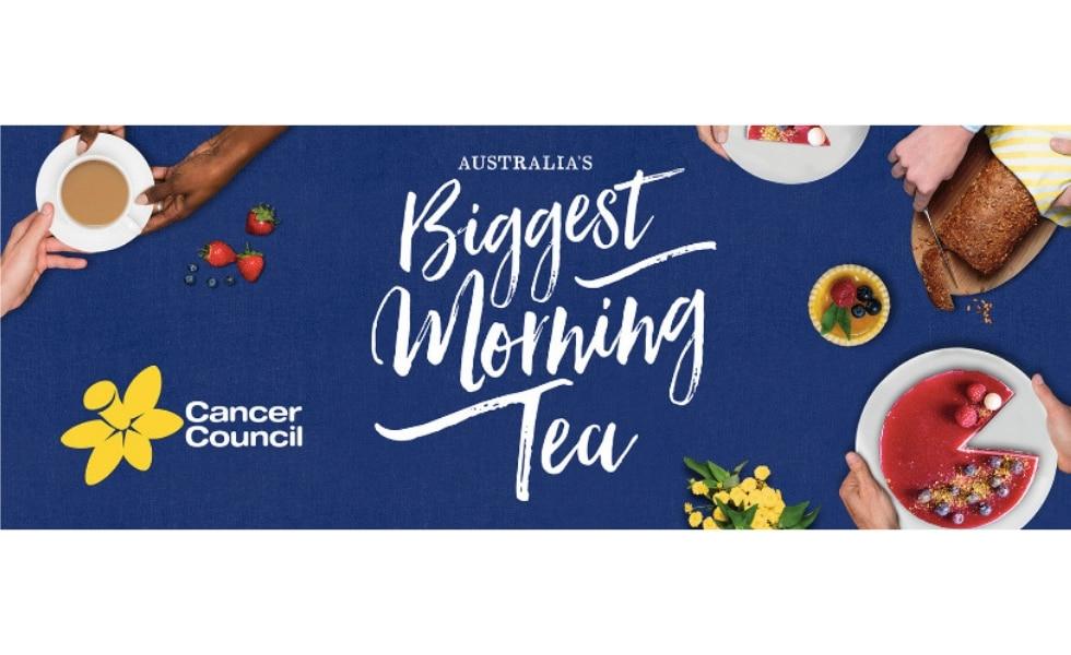 Australia's Biggest Morning Tea charity event
