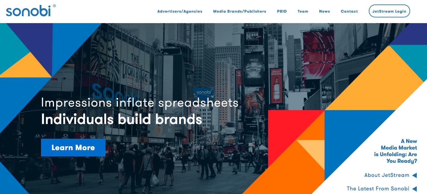 Google AdSense Alternatives - Sonobi