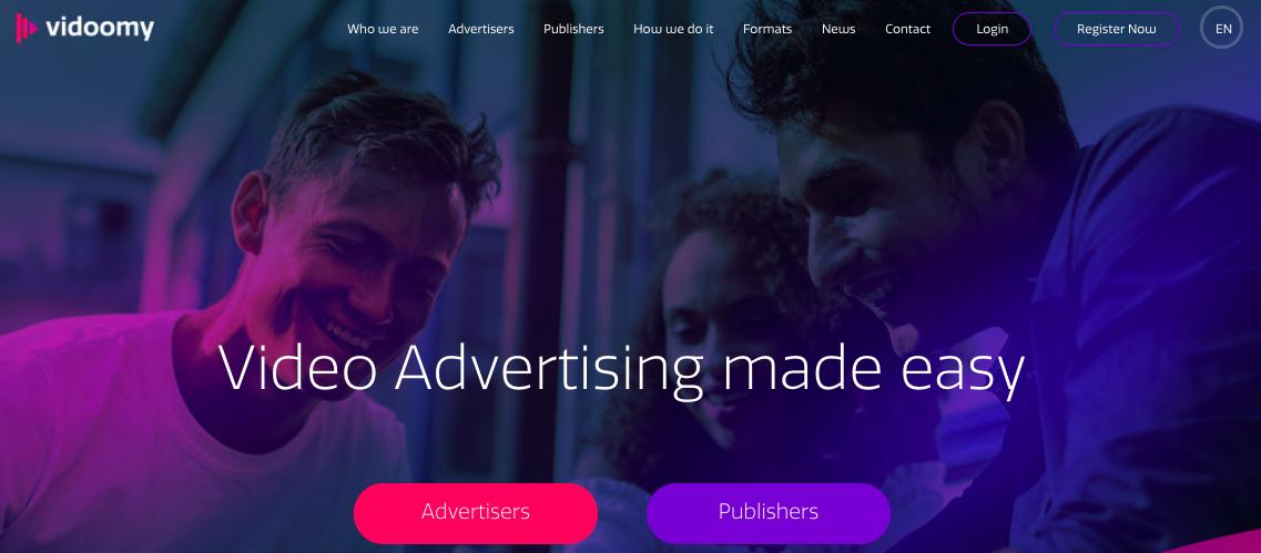 Google AdSense Alternatives - Vidoomy